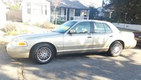 Picture of 1999 Ford Crown Victoria 4 Dr LX Sedan, exterior, gallery_worthy
