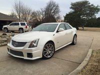 Picture of 2013 Cadillac CTS-V Sedan, exterior