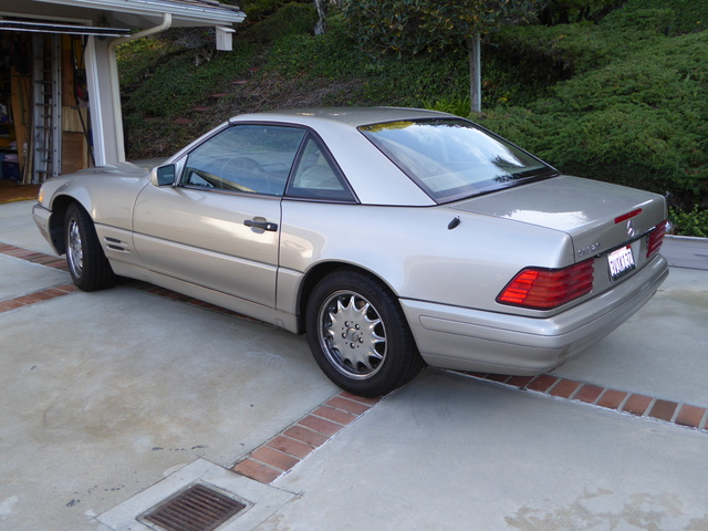 Picture of 1997 Mercedes-Benz SL-Class SL320
