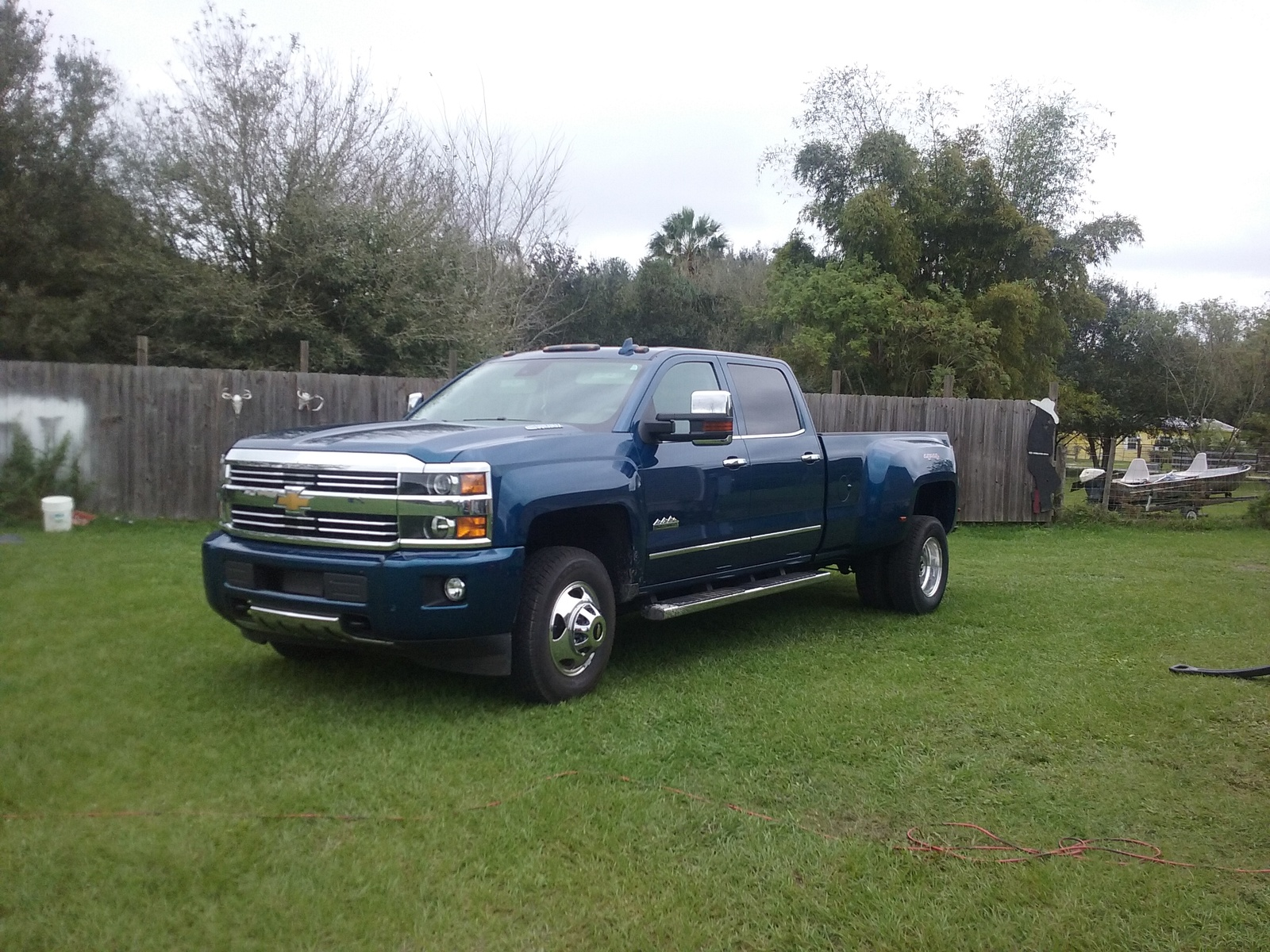 Picture of 2016 Chevrolet Silverado 3500HD High Country Crew Cab 4WD
