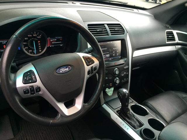 2014 Ford Explorer Pictures Cargurus