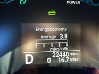 Picture of 2013 Nissan Leaf SL, interior, gallery_worthy