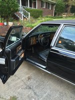 Picture of 1985 Cadillac Fleetwood Brougham Sedan, interior