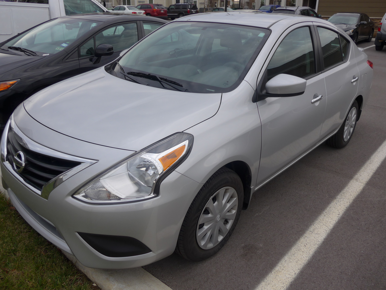 New 2015 2016 Nissan Versa For Sale Cargurus