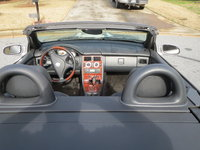 Picture of 2002 Mercedes-Benz SLK-Class SLK320, interior