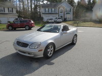 Picture of 2002 Mercedes-Benz SLK-Class SLK320, exterior