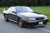 1989 Nissan Skyline Overview