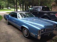 1970 Cadillac Eldorado Overview