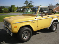 1972 Ford Bronco Overview