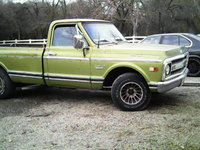 1969 Chevrolet C10 Overview