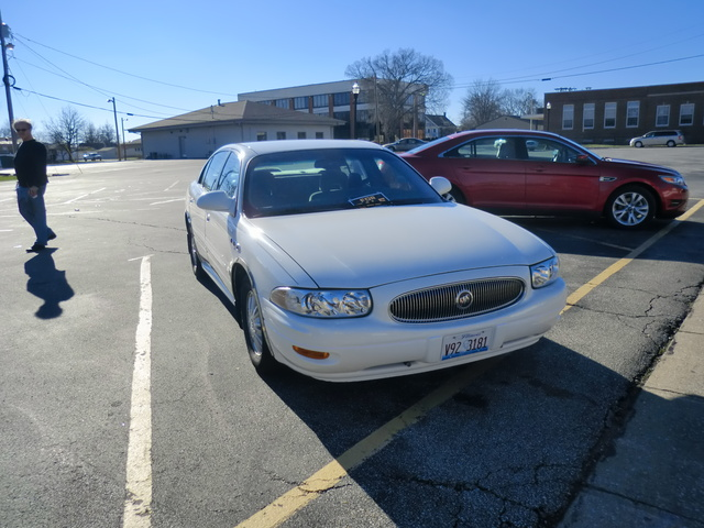 Picture of 2003 Buick LeSabre Custom