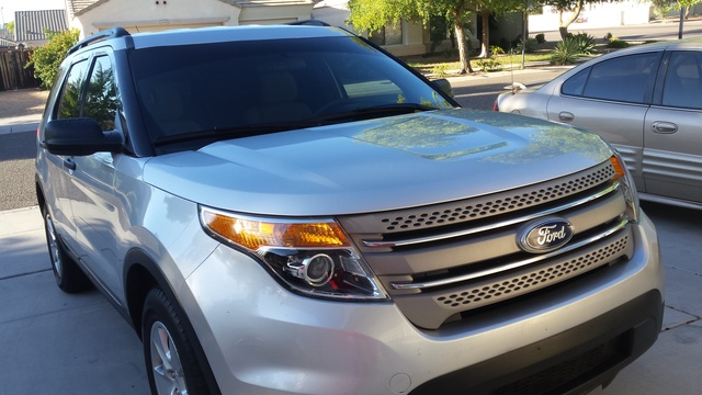 Picture of 2013 Ford Explorer Base, exterior, gallery_worthy