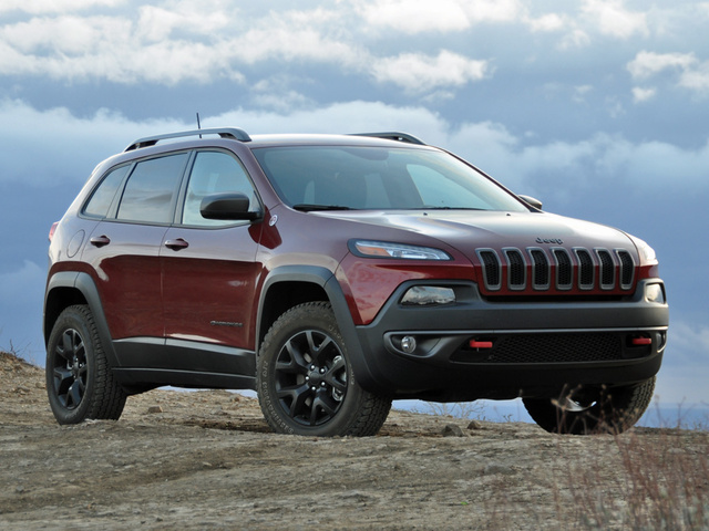 2017 Jeep Cherokee Lifted >> 2016 Jeep Cherokee - Overview - CarGurus