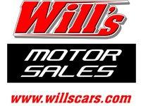 Will's Motor Sales logo