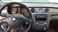 Picture of 2004 Mitsubishi Outlander LS, interior