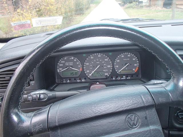 Picture of 1995 Volkswagen Passat 4 Dr GLX V6 Sedan, interior, gallery_worthy