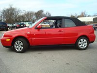 Picture of 2002 Volkswagen Cabrio 2 Dr GLX Convertible, exterior