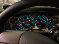 Picture of 2013 Chevrolet Silverado 1500 LT Ext. Cab 4WD, interior