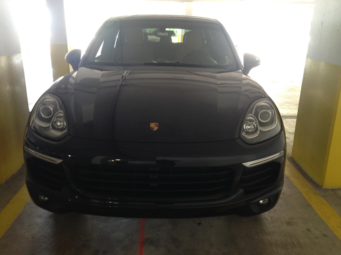 Picture of 2016 Porsche Cayenne AWD