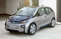 2016 BMW i3, Front-quarter view., exterior, manufacturer, gallery_worthy