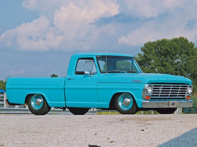 Ford F 100 Questions Is It Worth Buying A 1967 Ford F 100 For A