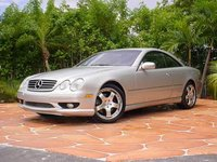2001 Mercedes-Benz CL-Class Overview