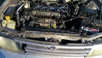 Picture of 1996 Nissan Altima GXE, engine