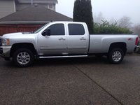 Picture of 2013 Chevrolet Silverado 3500HD LTZ Crew Cab LB 4WD, exterior, gallery_worthy