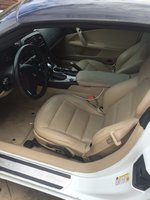 Picture of 2012 Chevrolet Corvette Convertible 3LT, interior