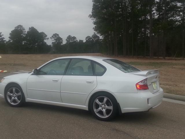 2008 Subaru Legacy Pictures Cargurus