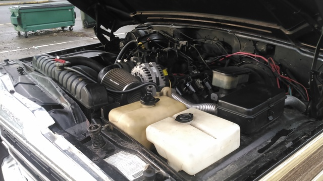 Picture of 1988 Jeep Grand Wagoneer 4 Dr STD 4WD SUV, engine, gallery_worthy