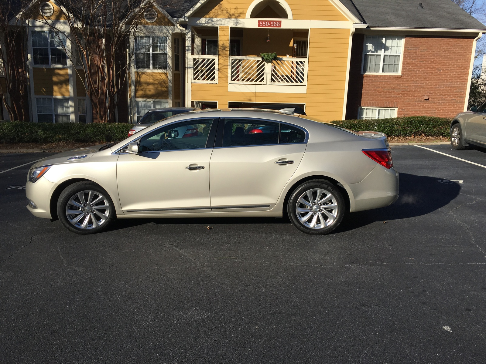 Picture of 2015 Buick LaCrosse Leather
