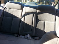 Picture of 2002 Oldsmobile Intrigue 4 Dr GL Sedan, interior