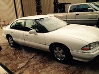 Picture of 1995 Pontiac Bonneville 4 Dr SE Sedan, exterior
