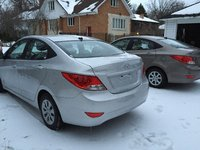 Picture of 2015 Hyundai Accent GLS