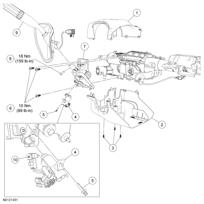 2007 ford f 150 parts diagram console shifter  ford  auto