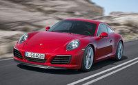 2017 Porsche 911, Front-quarter view., exterior, manufacturer