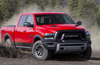 2016 Ram 1500, 2016 Ram Rebel Front-quater View, exterior, manufacturer, gallery_worthy