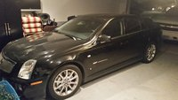 Picture of 2007 Cadillac STS-V Base, exterior
