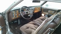 Picture of 1983 Cadillac DeVille Base Coupe, interior