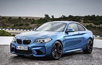 2016 BMW M2, Front-quarter view.