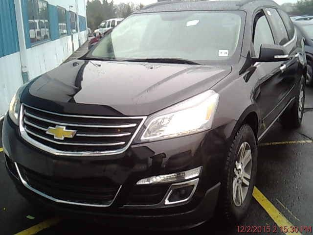 Picture of 2016 Chevrolet Traverse 2LT AWD, exterior, gallery_worthy