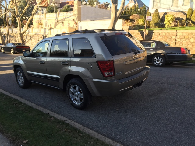 picture of 2006 jeep grand cherokee laredo 4wd exterior. Cars Review. Best American Auto & Cars Review
