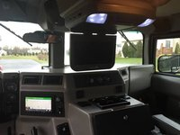 Picture of 1999 AM General Hummer 2 Dr STD Turbodiesel AWD Hardtop, interior