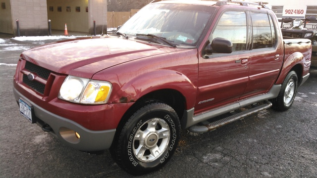 in its second year on the market the 2002 ford explorer sport trac. Cars Review. Best American Auto & Cars Review