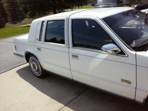Picture of 1993 Chrysler Imperial 4 Dr STD Sedan