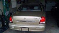 Picture of 2002 Hyundai XG350 4 Dr L Sedan, exterior