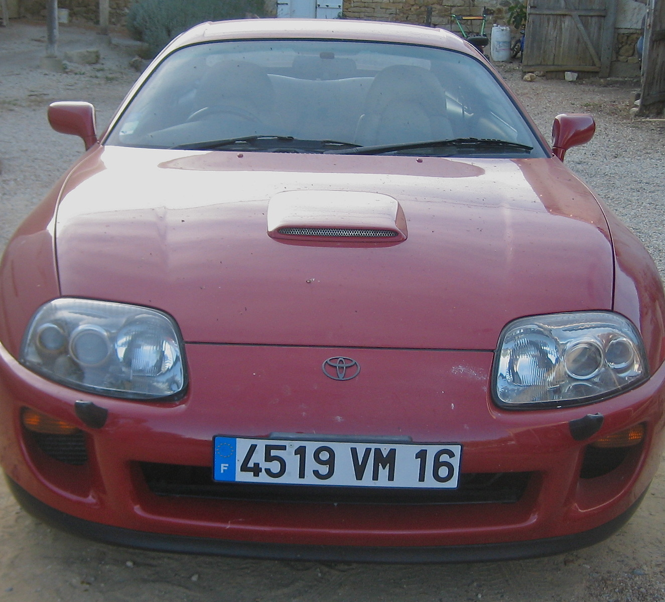 Toyota Supra Questions - Do you know where I can buy a replacement ...