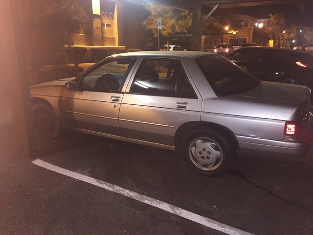 Picture of 1996 Chevrolet Corsica 4 Dr STD Sedan