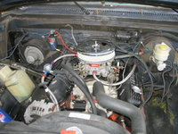 Picture of 1987 Dodge Ram, engine